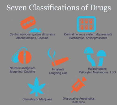 a better idea of the ways that drugs are classified.image