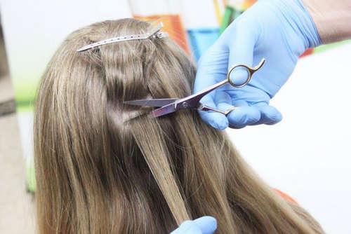 Haarsträhnen werden benötigt, um auf das Vorhandensein von Alkohol in den Haarfollikeln Bild Foto Bild &quot;width =&quot; 421 &quot;height =&quot; 281 &quot;/&gt; </p> <p style=